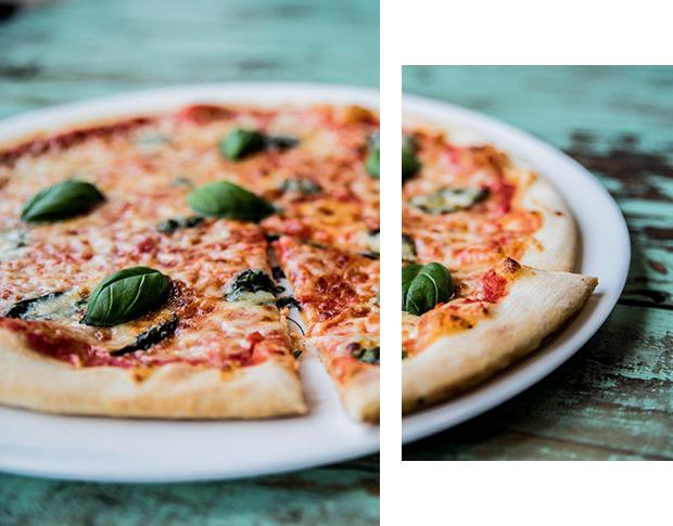 Willkommen im PizzAmici